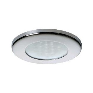 Spot LED TED INOX 10/30V blanc naturel