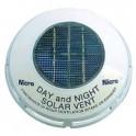 Extracteur d'air solaire Jour/Nuit 20m3/h