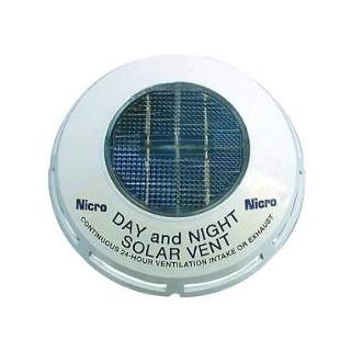 Extracteur d 39 air solaire jour nuit 20m3 h - Fonctionnement extracteur d air ...