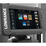 Sondeur GPS combiné Elite 7 CHIRP Ti LOWRANCE