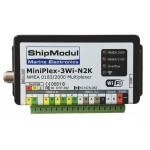 Multiplexeur MINIPLEX 3 Wifi-N2K-NMEA