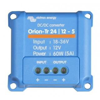 Convertisseur DC/DC ORION24V/12V 5A 60W sans isolation galvanique