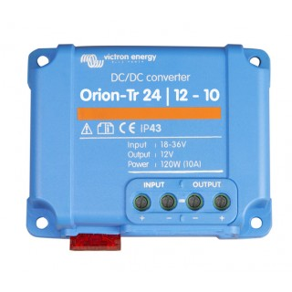 Convertisseur DC/DC ORION24V/12V 10A 120W sans isolation galvanique