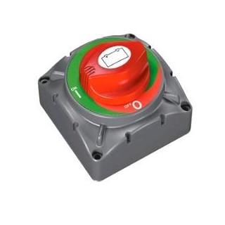 Coupe batterie bipolaire 400A anti-déflagrant vérouillable