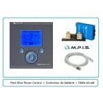 PACK Monitoring Blue Power Panel 2 + VBC