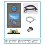 PACK Monitoring Color Control + BMV + Wifi + Boitier/Câbles