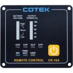 Tableau de commande déporté CR16A pour convertisseur COTEK SR