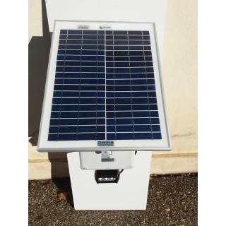 projecteur solaire led 18w 12v puissant tanche et garanti. Black Bedroom Furniture Sets. Home Design Ideas