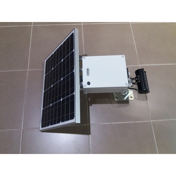 spot solaire led 36w 12v puissant pour de larges zones d 39 clairage. Black Bedroom Furniture Sets. Home Design Ideas
