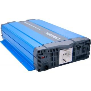 CONVERTISSEUR 12/230V 2000W DC-AC COTEK