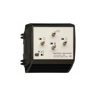 Répartiteur de charge électronique STUDER 100A RC123