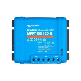 Régulateur de charge SmartSolar MPPT 100V-20A, Victron Energy