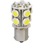 AMPOULE 10 LEDS BA15S 12V 1.8W (20W)