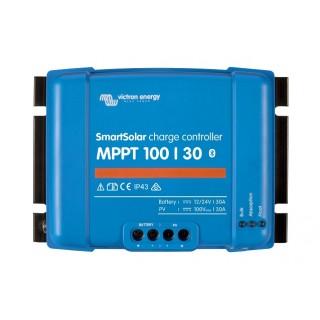 Régulateur de charge SmartSolar MPPT 100V-30A, Victron Energy