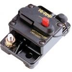 Disjoncteur thermique 12/24V DC montage saillie Cooper Bussmann