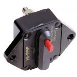 Disjoncteur thermique 12/24V DC encastrable