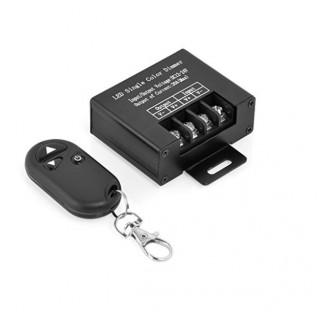 DImmer LED 12V/24V-20A avec téléc. sans fil