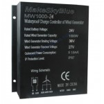 Régulateur éolienne 24V-1000W triphasé IP67
