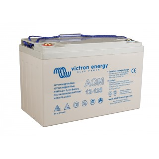 Batterie AGM Super Cycle 12V-125Ah