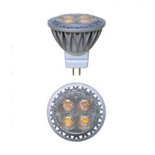 Ampoule Spot LED 12V-3W (30W) GU4 Blanc Froid
