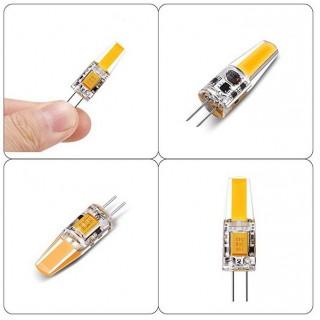 AMPOULE LED 12V 3W G4 3000°K blanc chaud
