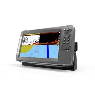 """Sondeur GPS HOOK2 9"""" SplitShot + sonde TA CHIRP"""