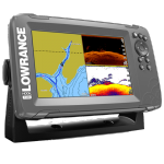 "Sondeur GPS HOOK2 7"" TripleShot + sonde TA 2D/Downscan SC"