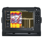 Sondeur GPS combiné HDS-7 Carbon