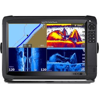 Sondeur GPS combiné HDS-9 Carbon