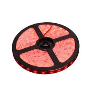 bobine 5m bande led rouge 12v 10mm ip54. Black Bedroom Furniture Sets. Home Design Ideas