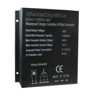 Régulateur éolienne 48V-1000W triphasé IP67