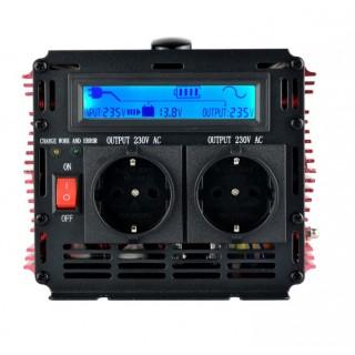 Convertisseur / chargeur 48V-5000W-25A