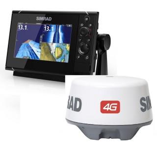 NSS9 evo3 avec radar Broadband