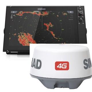 NSS12 evo3 avec radar Broadband