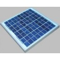Panneau solaire photovoltaique 12V-20W polycrystallin Victron