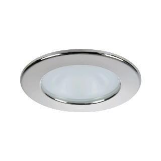 Spot LED Ø 82mm KAI inox 10-30V blanc naturel