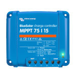 Régulateur de charge MPPT 75V-15A, Victron Energy, Garanti 2 ans.