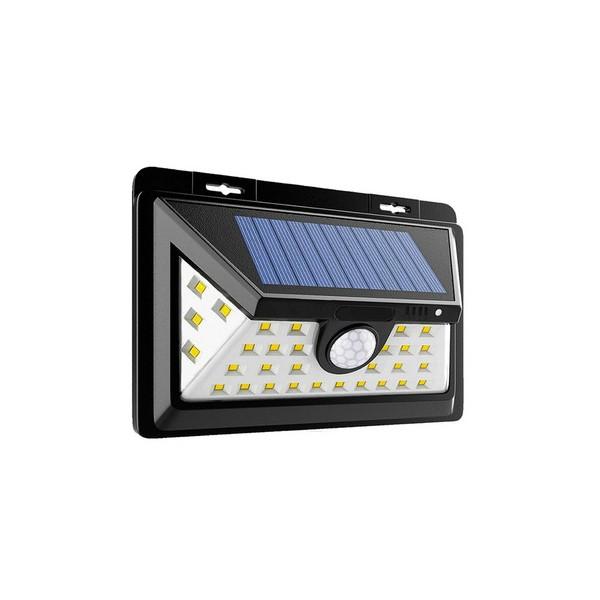 Projecteur Solaire Avec 34 Ip65 Leds Détecteur Mouvement De w8Ok0nP