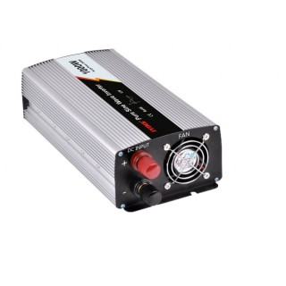 Convertisseur 12V-1000W pure sinus.