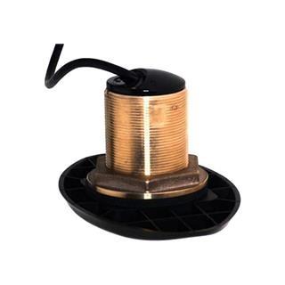 Sonde marine traversante bronze Lowrance TR HDI/CHIRP 50/200/455/800KHZ