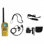 RADIO VHF PORTABLE RT411 PACK NAVICOM