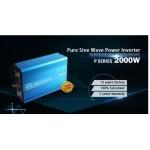 Convertisseur 12V-1500W pure sinus CARSPA