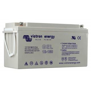 Batterie au GEL 12V-130Ah, Victron energy, durée de vie 10 ans, garantie 2 ans