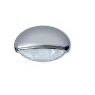 Eclairage de courtoisie LED ROUGE 12/24V