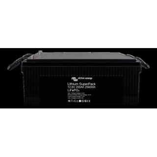 Batterie lithium 12V-200Ah Superpack VICTRON