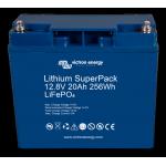 Batterie lithium 12V-20Ah Superpack VICTRON