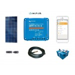 Kit solaire 12V/175W Mppt Smart VICTRON