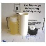 Kit de montage pour sonde a coller