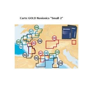 Carte marine NAVIONICS+ Small 2