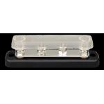Bornier multi-connecteurs 150A-4P+Cache